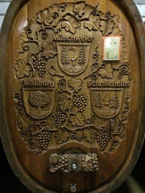Das Weinfass